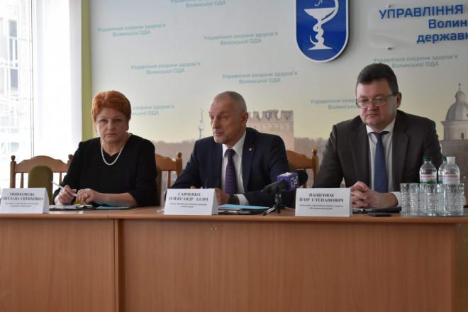 15 нових амбулаторій ЗПСМ побудують в області за кошти Держбюджету